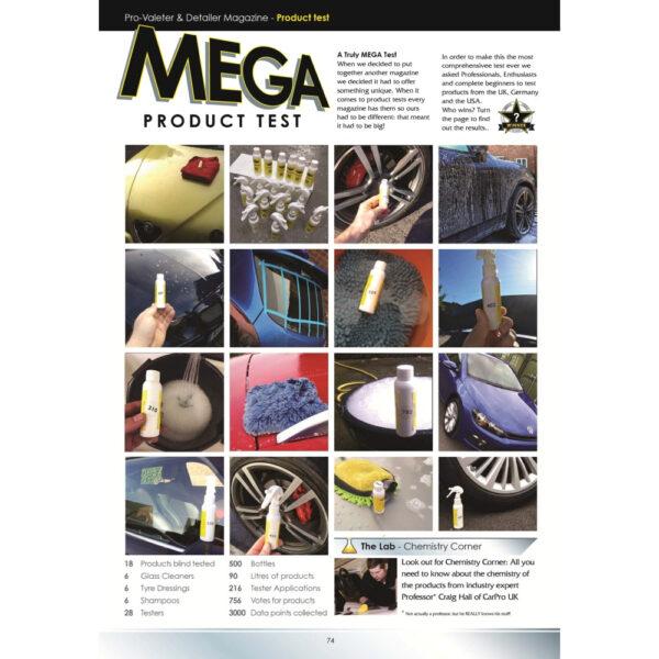 PRO Detailer Magazine - Nr. 2-2016 - Mega Product Test