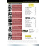 PRO Detailer Magazine – Nr. 2-2016 – Table of Content