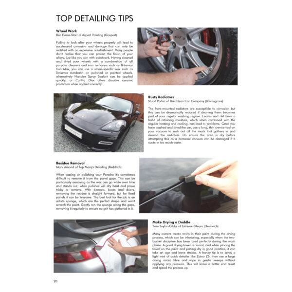 PRO Detailer Magazine - Nr. 1-2015 - Detailing Tips