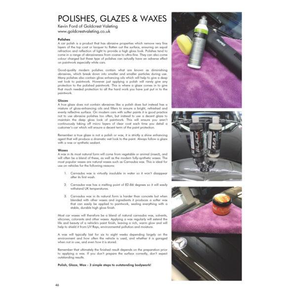 PRO Detailer Magazine - Nr. 1-2015 - Polish Wax Glaze
