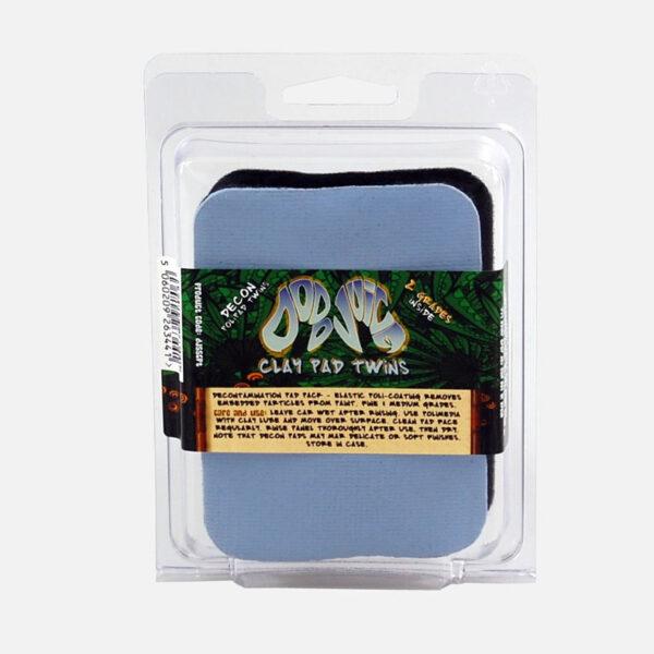 Dodo Juice – Clay Pad Twins – Fijn & Medium