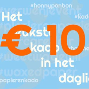 CCNL - Kadobon - 10 euro - cadeautje