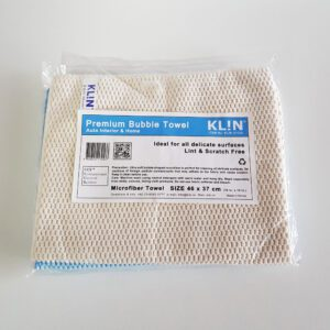 Klin Korea - Bubble Towel - 46 x 37 cm - Auto-interieur