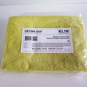 Klin Korea - Drying Duo Medium - 85 x 35 cm - Dubbellaagse droogdoek