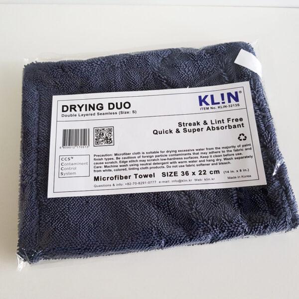 Klin Korea – Drying Duo Small – 36 x 22 cm – Dubbellaagse droogdoek