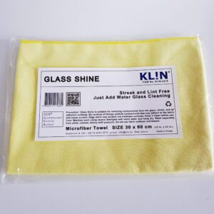 Klin Korea - Glass Shine - 30 x 60 cm - glasdoek