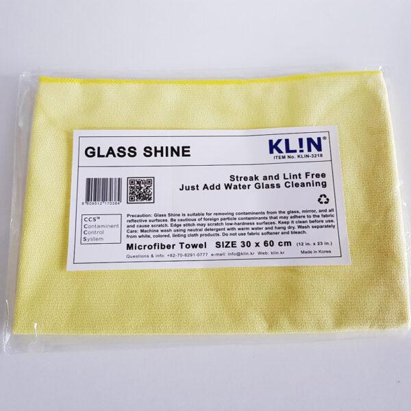 Klin Korea - Glass Shine - 30 x 60 cm - glasdoek