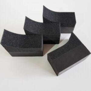 Klin Korea - Sidewall Huggers - 4 stuks - uitgepakt