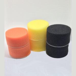Mini Polisher Accessoires - 6 stuks - Different colours