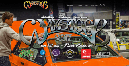 Waxstock, Europe's largest car care event