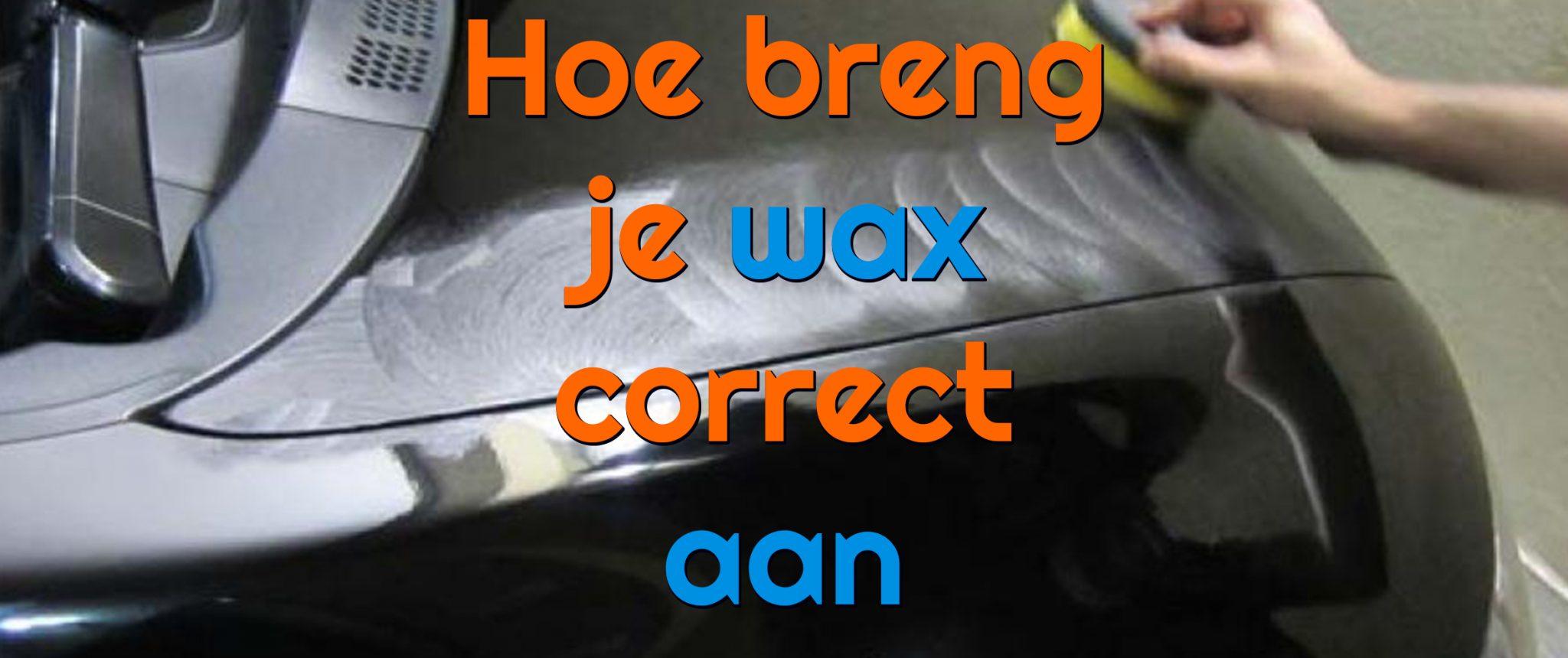 Hoe breng je wax aan zonder spierpijn te krijgen?