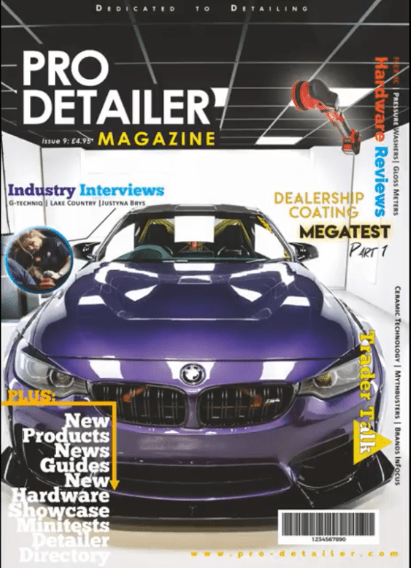 PRO Detailer Magazine - Nr. 9-2019