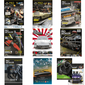 Pro Detailer Magazine - The Complete Collection