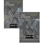Pro Detailer Magazine nummer 9 en 10 voor 2019