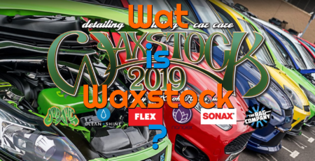 Wat is Waxstock 2019