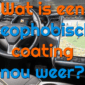 Wat is een oleophobische coating nou weer? You'll love it!