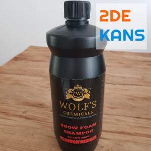 Wolf's Chemicals - Snow Foam Shampoo - Yellow Snow - 1000ml