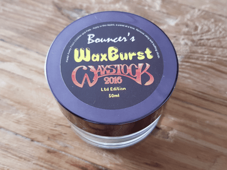 Bouncer's - Wax Burst Waxstock - 50ml - Limited Edition